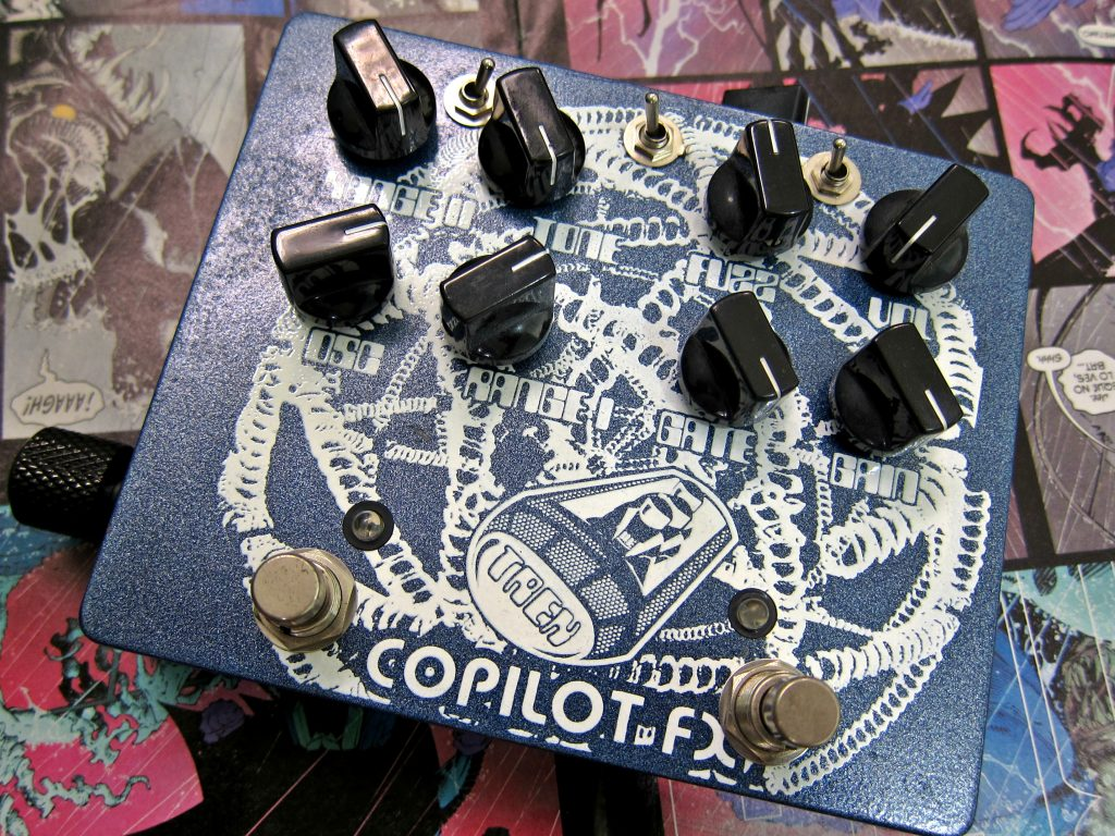 copilot fx trek pwm fuzz custom ped